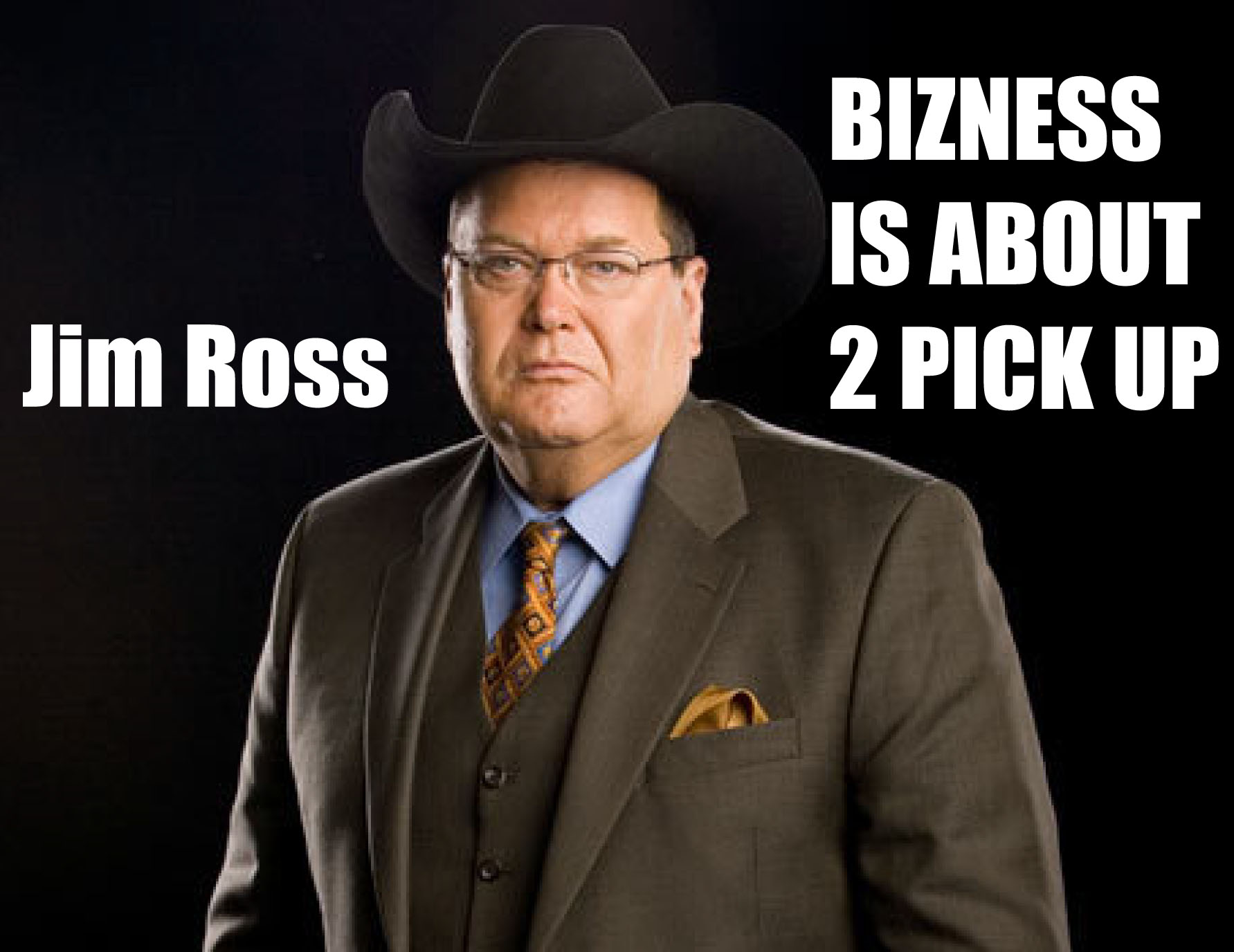 Jim Ross to release hip hop album in late 2012