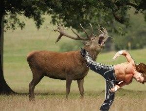 Shawn Michaels hunting