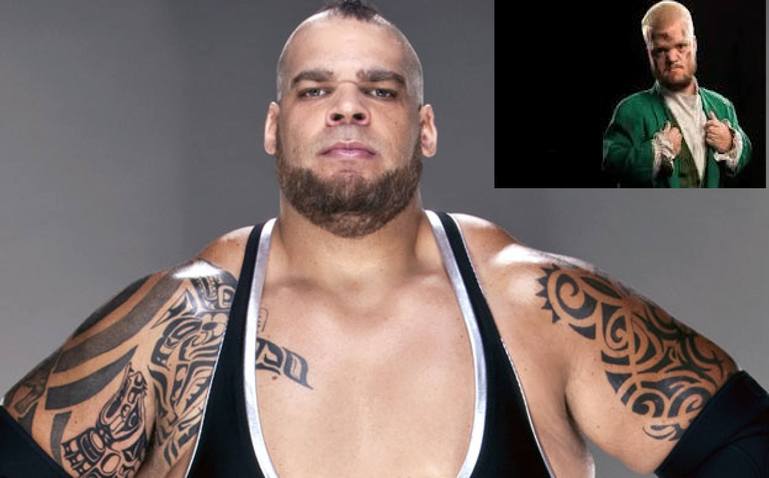 stranded in blizzard hornswoggle survives in brodus clay s hollowed