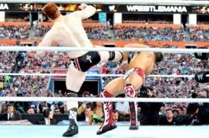WrestleMania Daniel Bryan