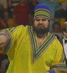 Akeem WWE