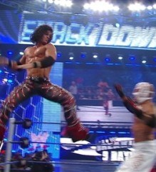WWE ropes