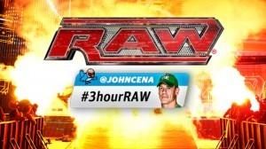 Raw three hours