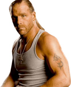 Shawn Michaels Smile