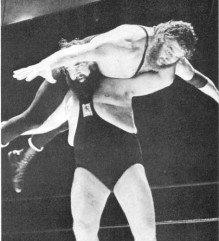 Wrestling holds