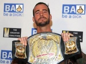 WWE Bullying