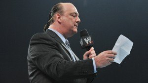 Paul Heyman Hair