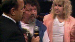 Ozzy WrestleMania