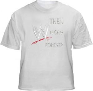 WWE merch