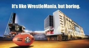 super bowl wrestlemania