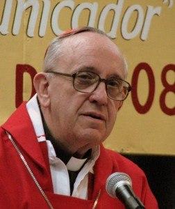 New pope fandango