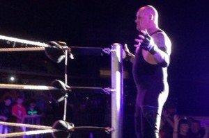 undertaker return wwe