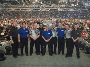 wwe referees