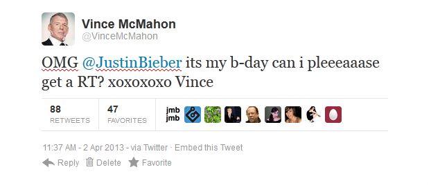Vince tweet 5