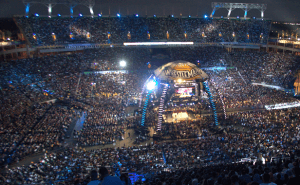 wrestlemania view