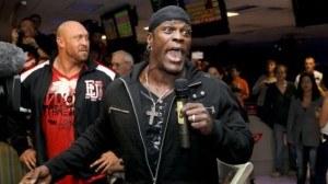 WWE Raw bowling