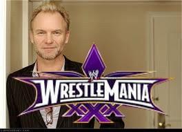 Sting WrestleMania