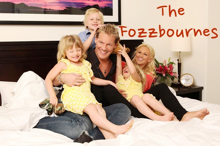 Chris Jericho's family to star in MTV reality show