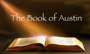Austin 3:16 bible