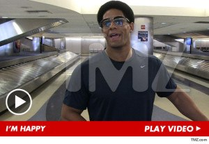 Darren Young admitted to TMZ that he is gay, which, remarkably, shocked some people.