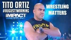 Tito ortiz wrestling