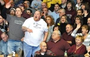 WWE fans dumb