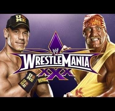 Hulk Hogan wrestlemania 30