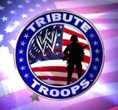 WWE troops
