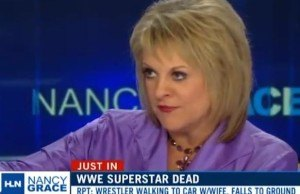 nancy-grace wrestling