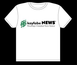 Kayfabe News Onion Shirt