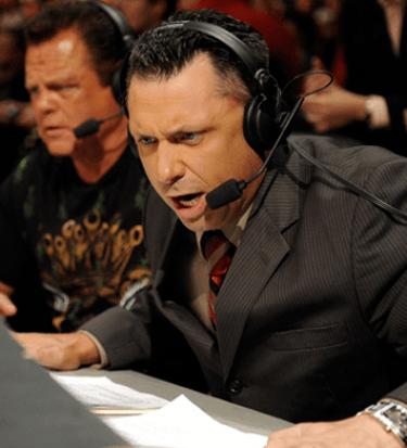 WWE commentators
