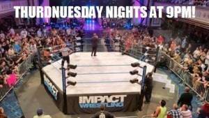 Impact Wrestling is moving to Thurdnuesdays, with a rumored switch in the spring to Frindurdays.