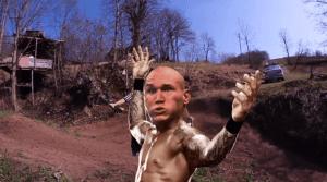 Orton RKOS outta nowhere