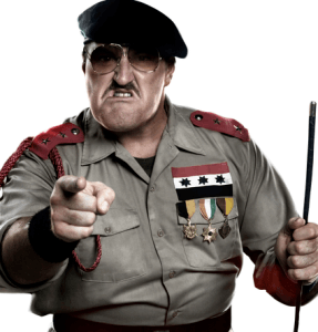 Sgt. Slaughter ISIS