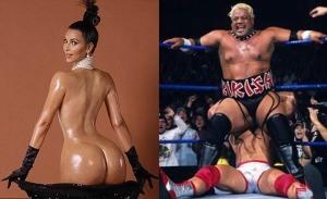 kardashian ass