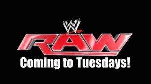 WWE Raw tuesday