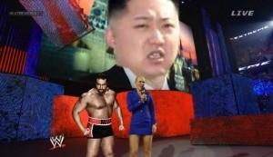 WWE north korea