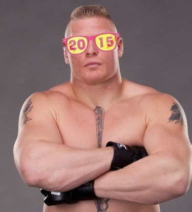 WWe new years resolutions