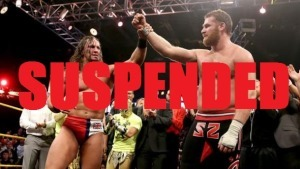 NXT suspsended