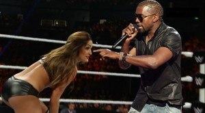 Kanye wwe