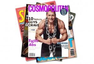 McMahon magazine cover