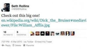 Rollins dick pics