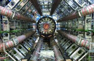 LHC parallel universe