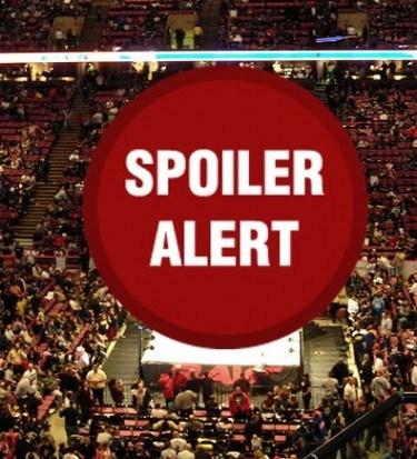 spoiler alert wrestling