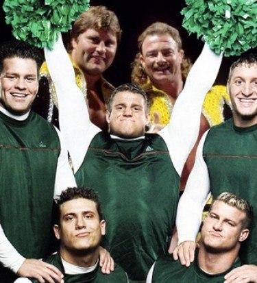 WWE tag teams