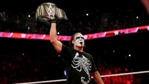 Sting number-one contender