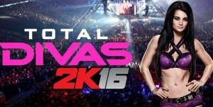 WWE 2k16 divas