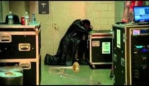 Undertaker trombone