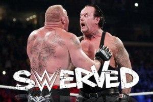 Swerved Undertaker Lesnar