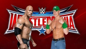 the rock wrestlemania 32